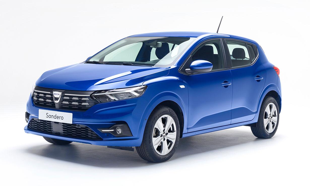 Dacia Sandero Stepway cheap car