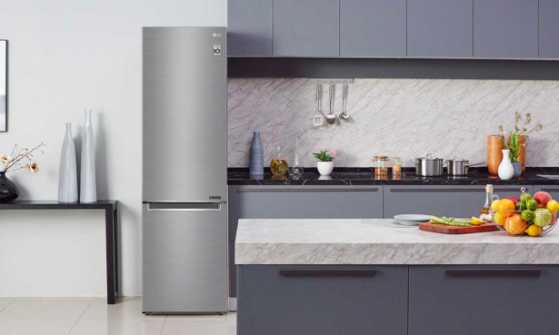 LG GBB72PZEFN fridge freezer april deal