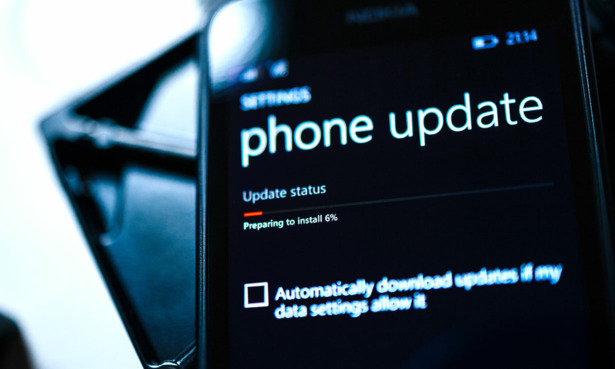 Mobile security updates
