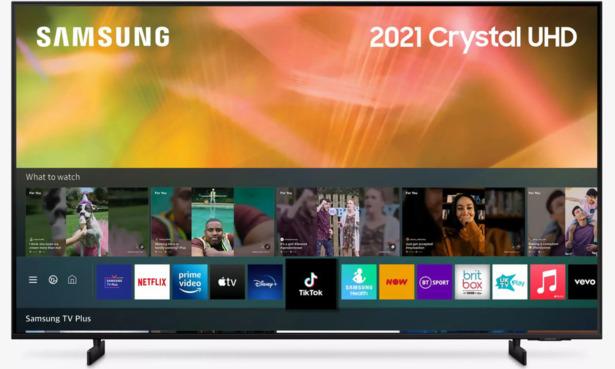 Samsung UE55AU8000 TV