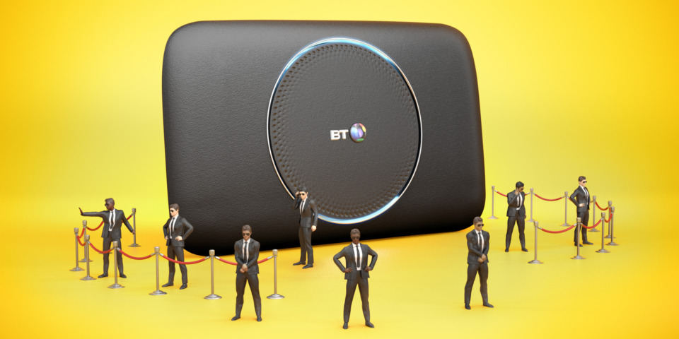 Millions of people in the UK at risk of using insecure routers