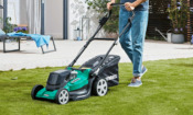 Aldi has a new cheap cordless lawn mower, but should you buy it?