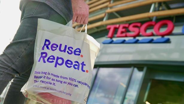 Tesco's bag for life