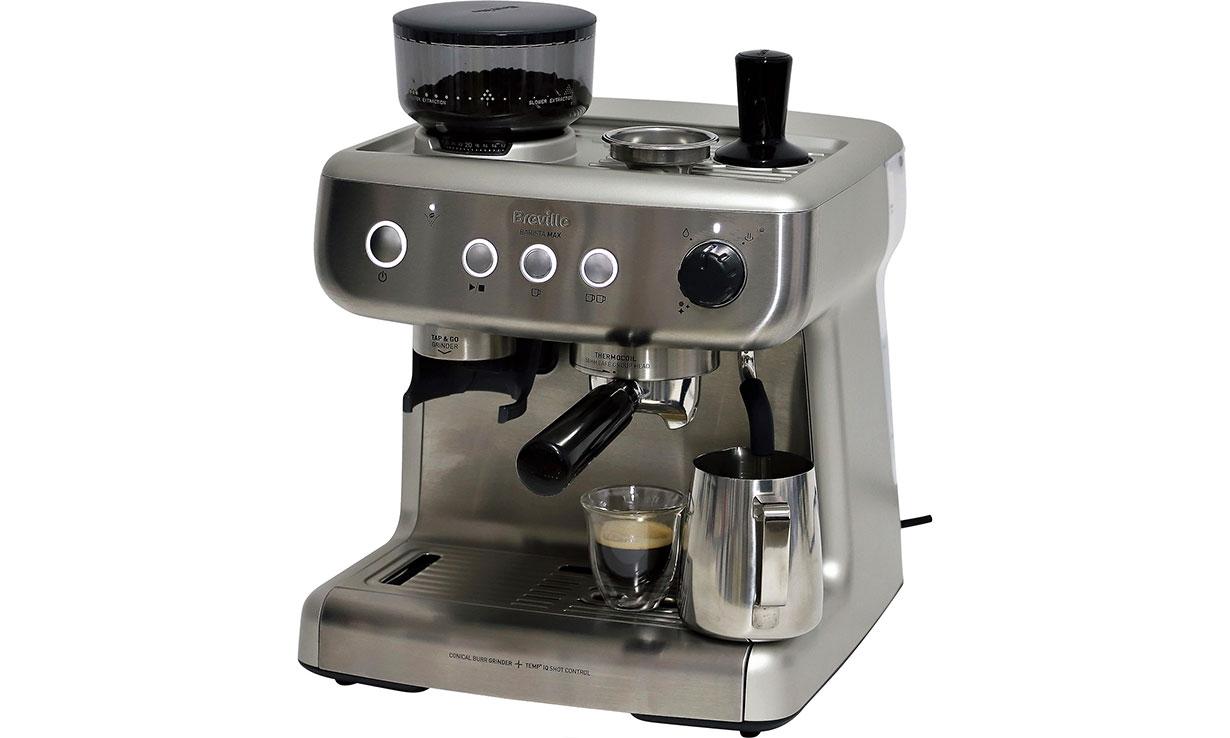 Breville Barista Max VCF126 coffee machine