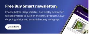 Buy Smart newsletter
