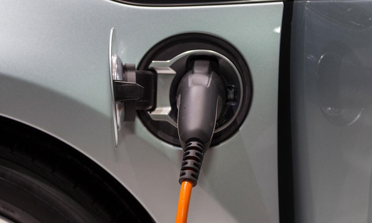 EV car charging point