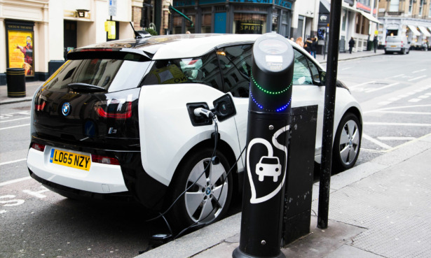 Thousands of new electric car charging points to be installed across Britain