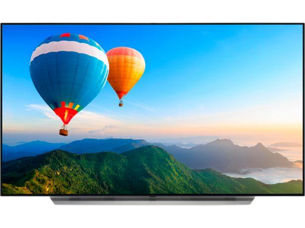 LG OLED65C14LB 4K OLED TV
