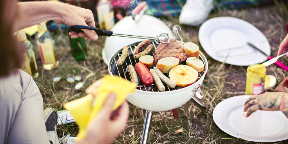 Which portable barbecue is best for summer outings?