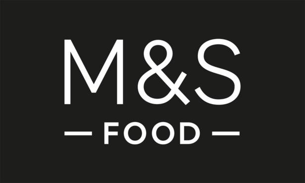 M&S food logo