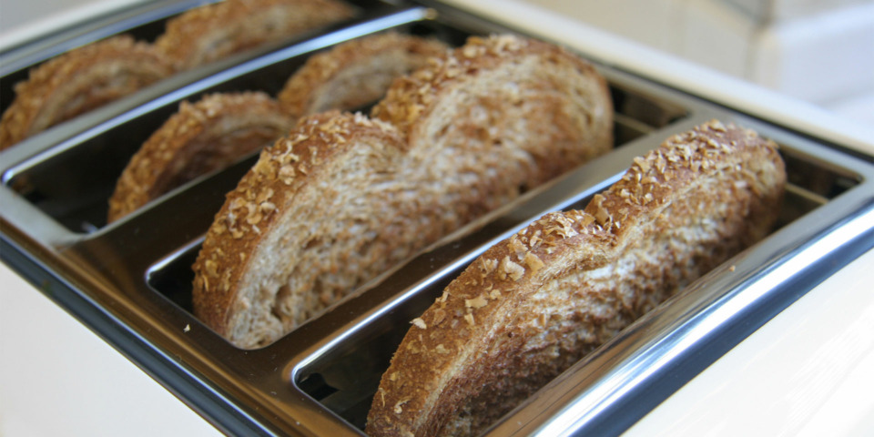 Toasters for perfectionists: why slot size matters