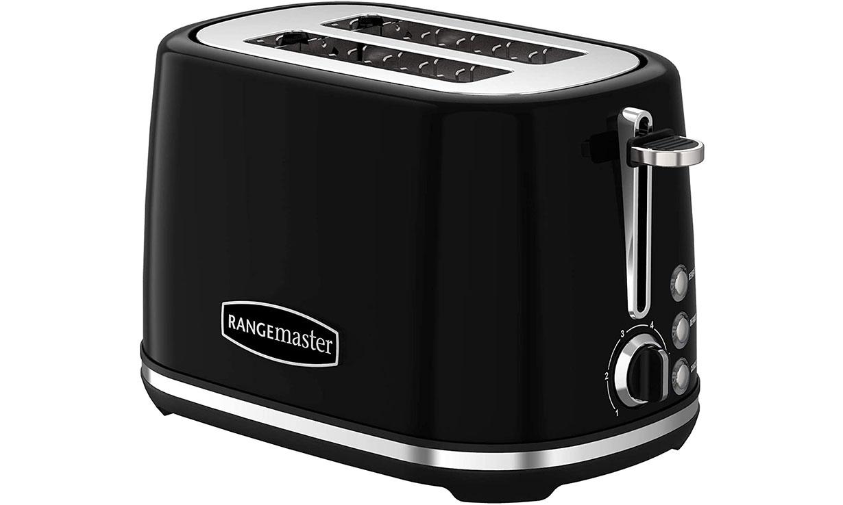 Rangemaster RMKT2S101BK toaster