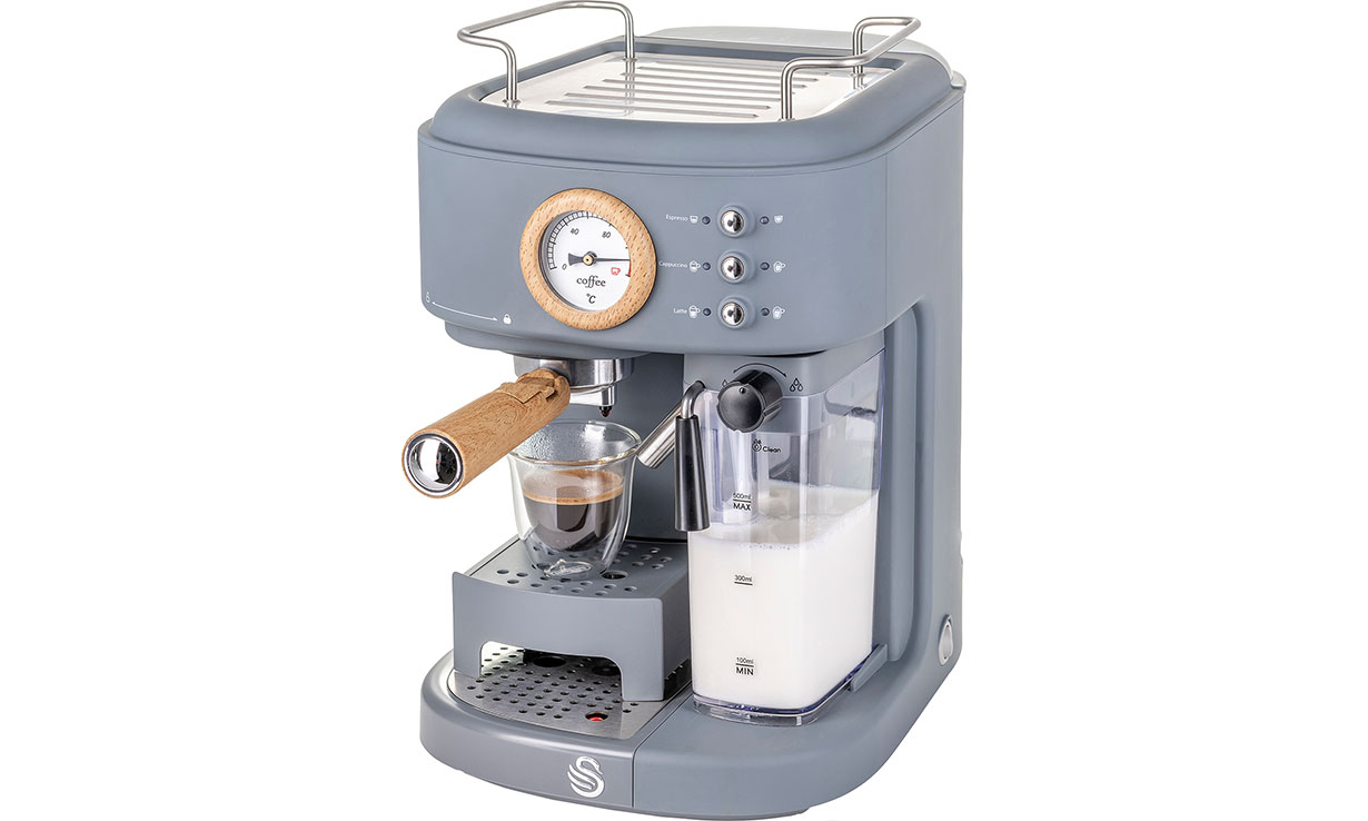 Swan Nordic One Touch coffee machine
