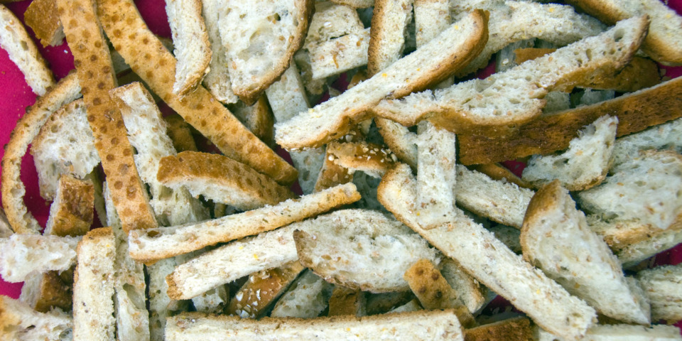 Toastie makers: which ones waste the most bread?