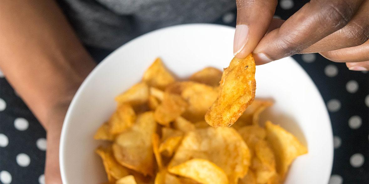 Which? salted crisps taste test