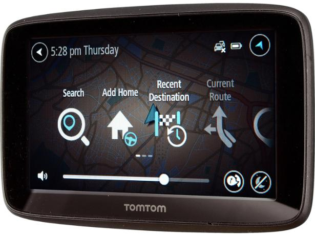 TomTom GO 520 sat nav