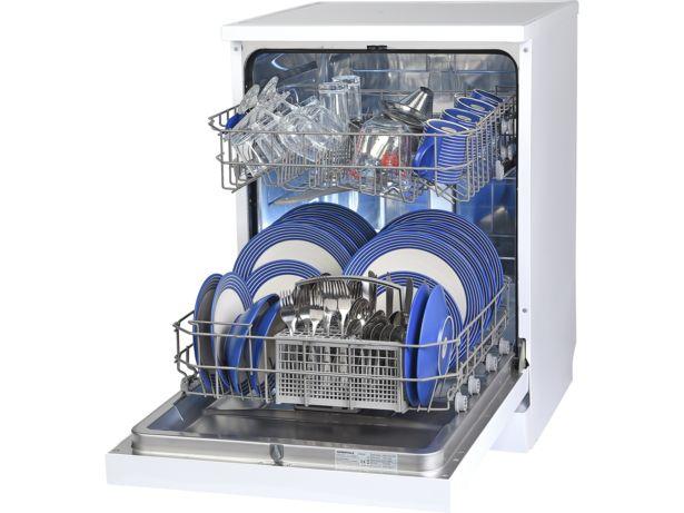 Currys Essentials CDW60W20 dishwasher