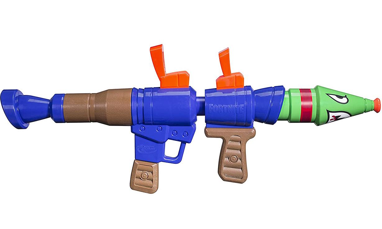 Nerf Super Soaker Fortnite RL Water Blaster water gun