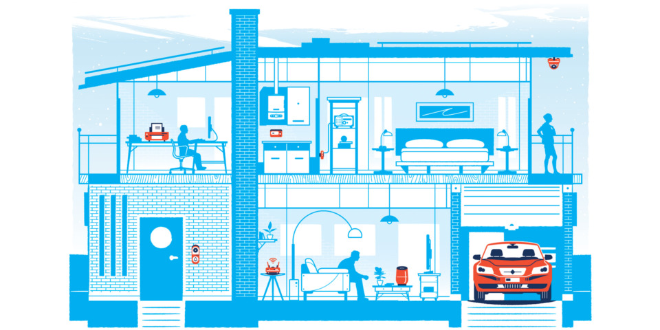 How a smart home could be at risk from hackers