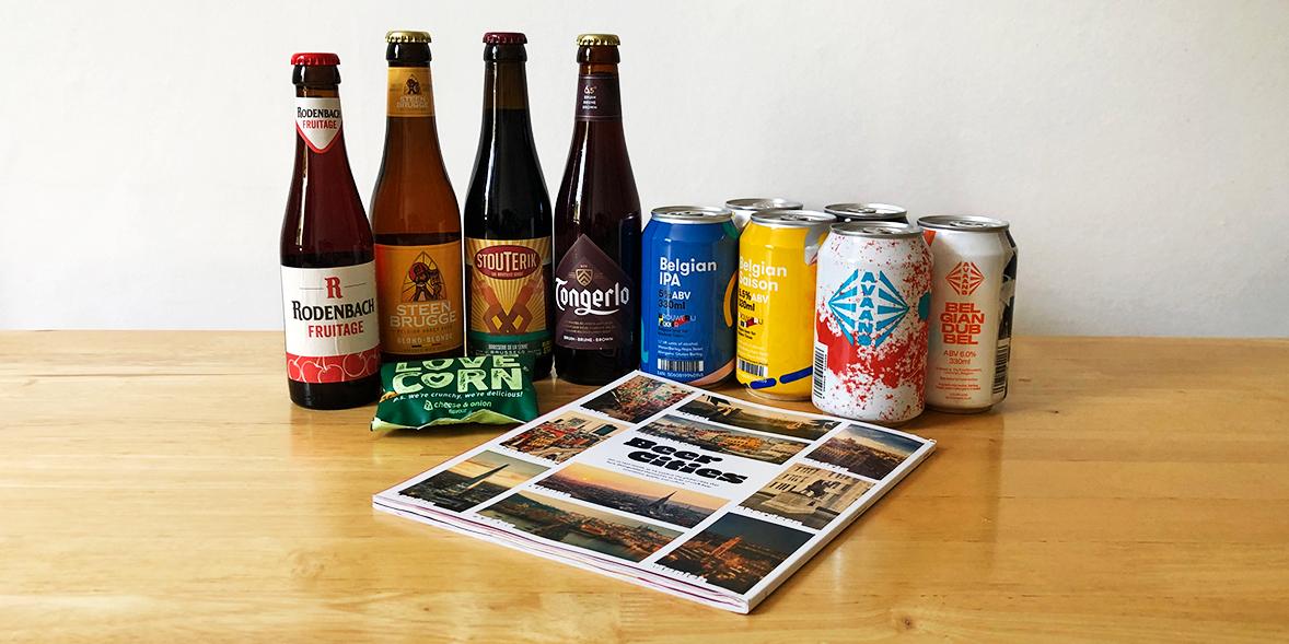 Beer52 beer subscription