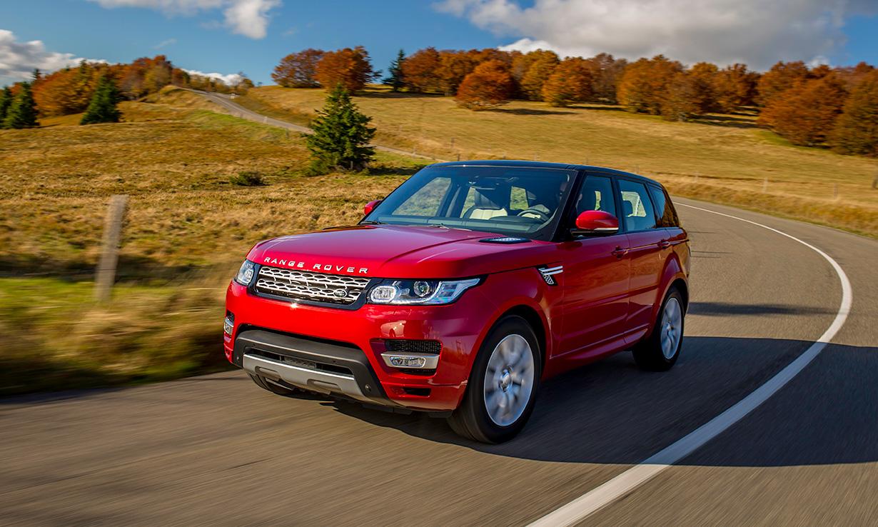 Land Rover Range Rover Sport (2013-present)