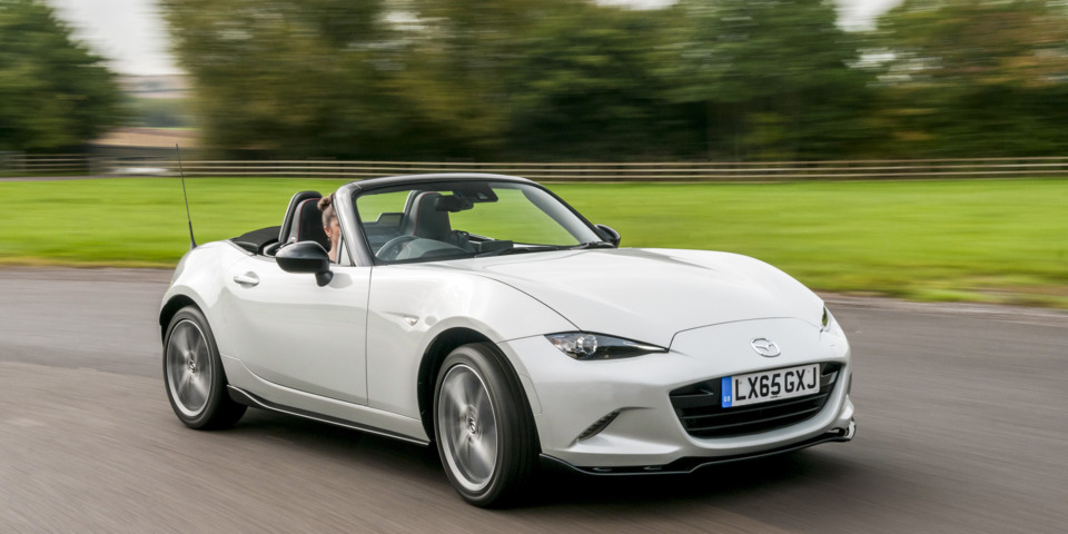 Will the Mazda MX-5 still be the UK's most reliable new car in 2021?
