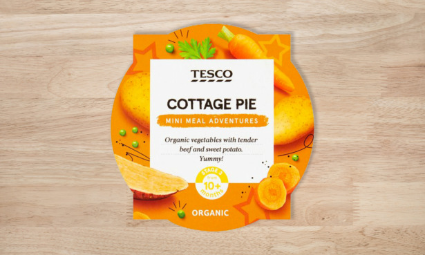 Product recall: Tesco Cottage Pie baby food may contain plastic