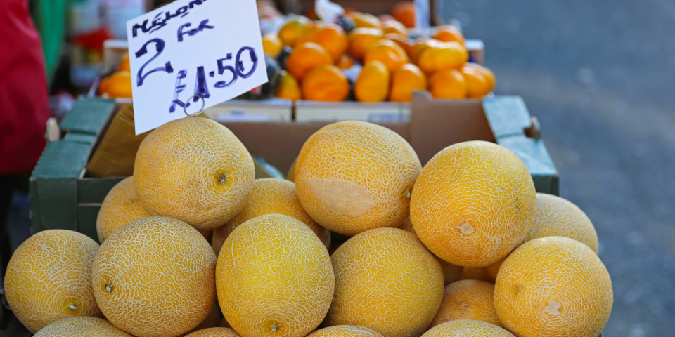 Some melons may carry salmonella risk, warns FSA