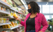 Which was the cheapest supermarket in August 2021?