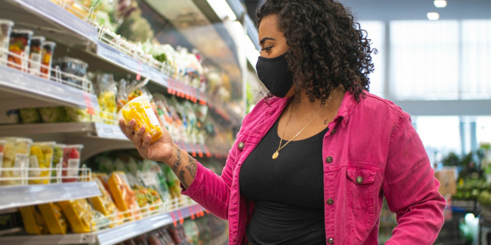 Food sustainability: new eco label planned