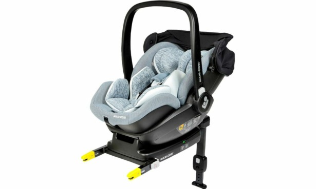 What is a lie-flat baby car seat and do you need one?