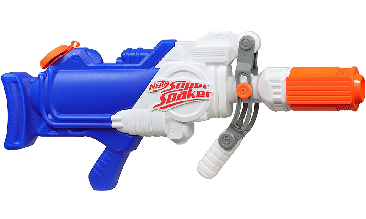 Nerf Super Soaker Hydra water gun