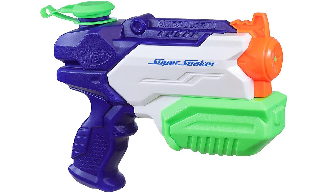 Nerf Super Soaker Microburst 2 water gun