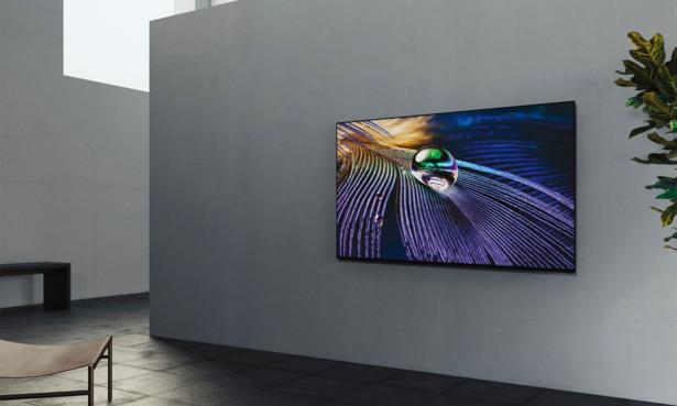Sony XR-55A90J 4K OLED TV