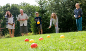 Which garden games are the most fun to play with friends and family?