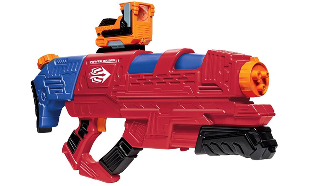 Water Warriors Power Raider with Red Dot Scope water gun