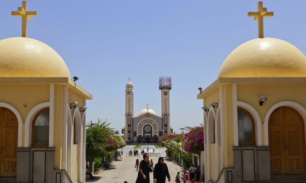 Abu Mena in Egypt