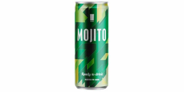 Asda Mojito can