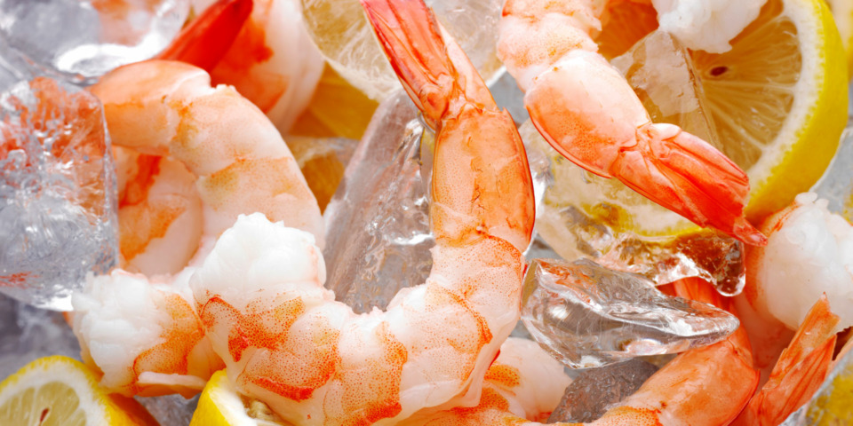 Is it possible to buy sustainable prawns?