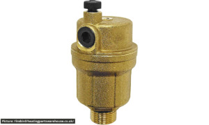 boiler automatic air vent