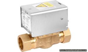 boiler diverter valve