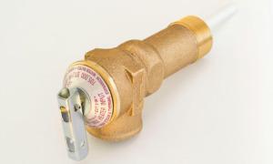 boiler pressure release valve