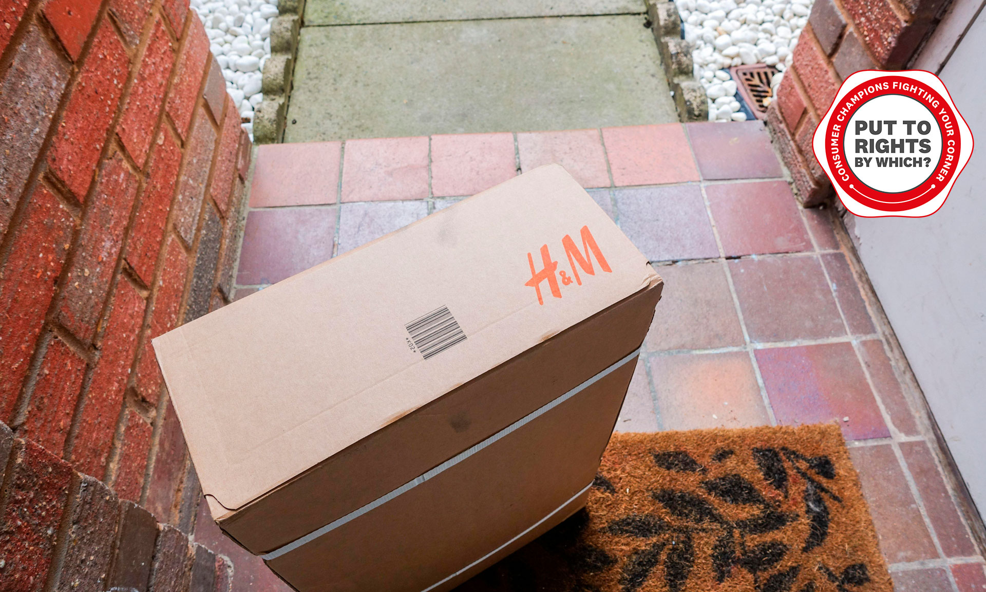 'My H&M parcel didn't arrive and it won't refund me, what can I do?' – Which? News
