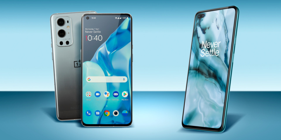 OnePlus 9 vs 9 Pro: four years of security support announced for flagships