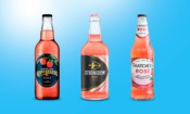 Rosé cider taste test: Kopparberg vs Strongbow vs Thatchers