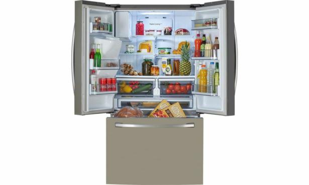 Samsung RF23R62E3SR fridge freezer