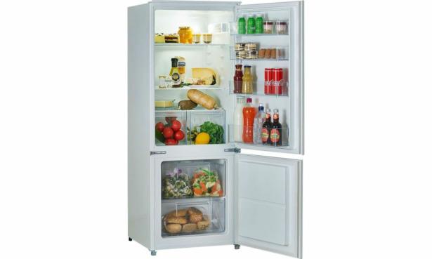 Zanussi ZNLN14FS fridge freezer