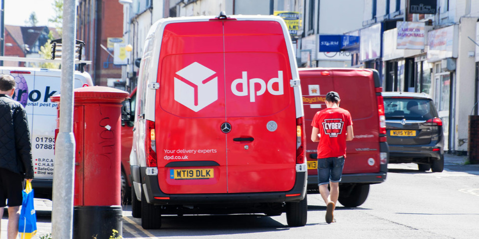 Don't get caught out by this DPD text scam