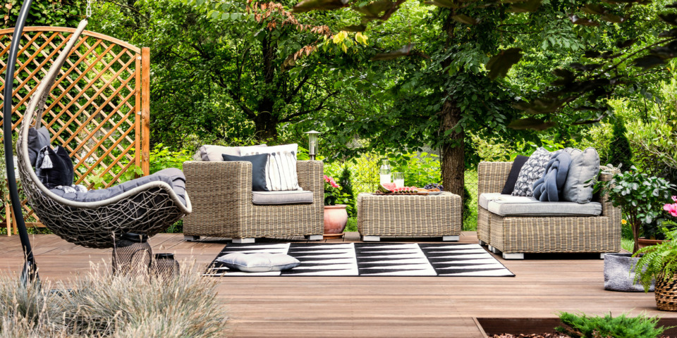 Shocking price hikes on garden furniture revealed as some retailers more than double their prices