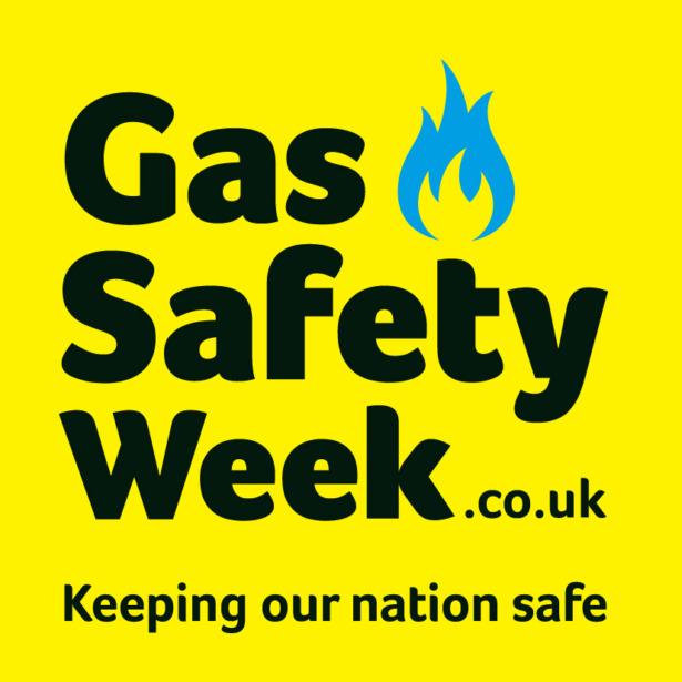 gas safety week 2021 logo